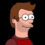 Groening-esque avatar