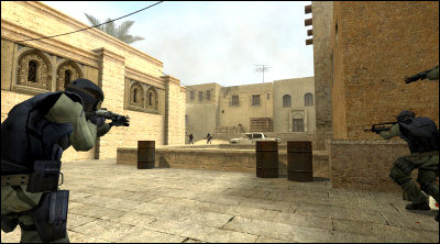 de_dust_pcg screenshot