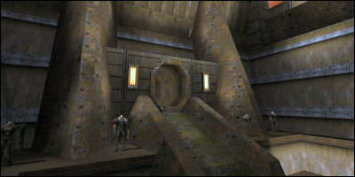 Quake 2, when it looked cool