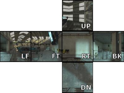 Output envmap images