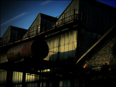 some industrial place in derby