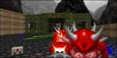 gates.wad screenshot