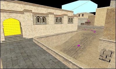 de_dust_pcg screenshot, 4th Feb 2005