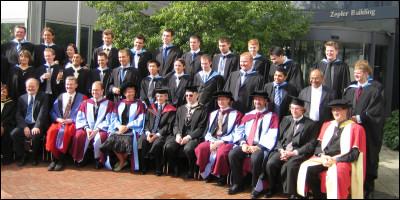 Graduated!